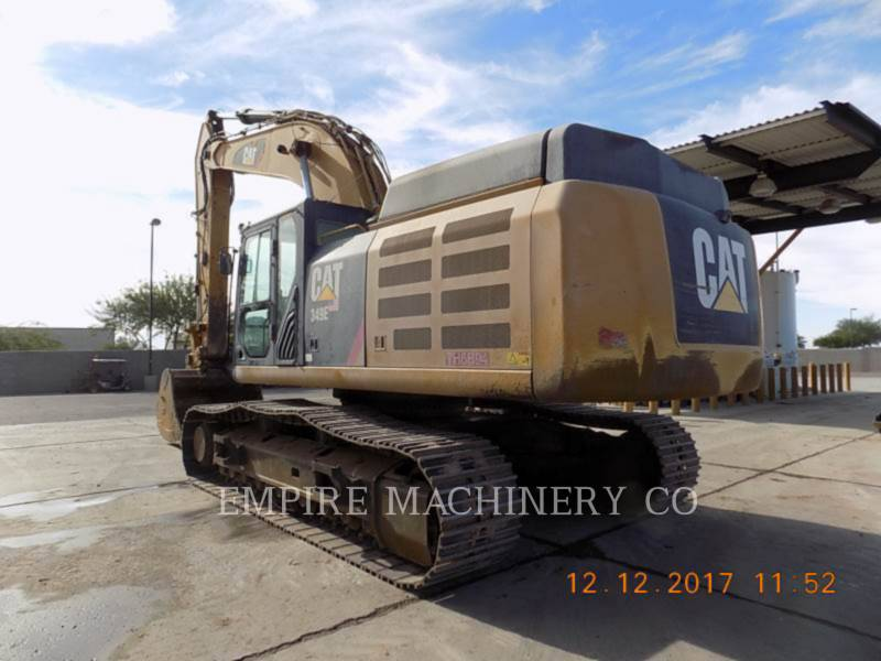 CATERPILLAR TRACK EXCAVATORS 349EL   ST equipment  photo 3