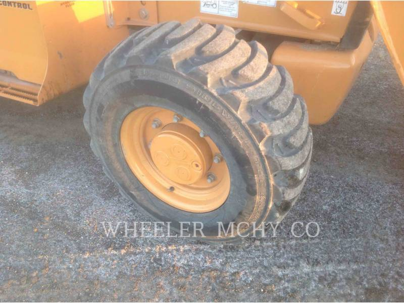 CASE BACKHOE LOADERS 580SN equipment  photo 8