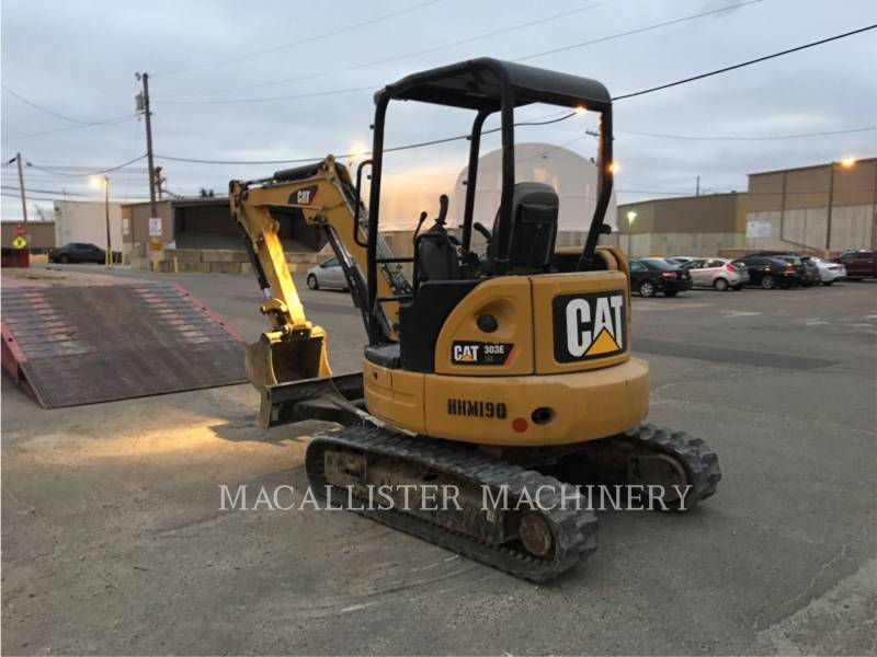 CATERPILLAR RUPSGRAAFMACHINES 303ECR equipment  photo 3