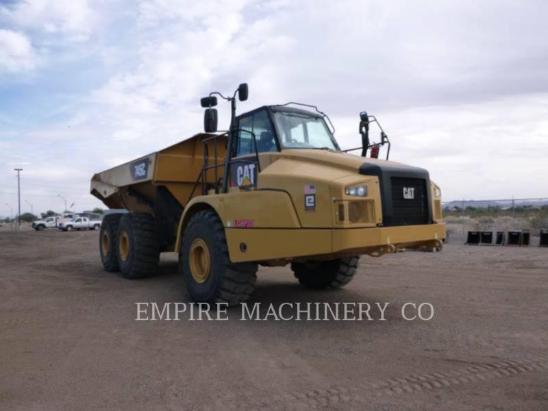 CATERPILLAR OFF HIGHWAY TRUCKS 745C equipment  photo 1