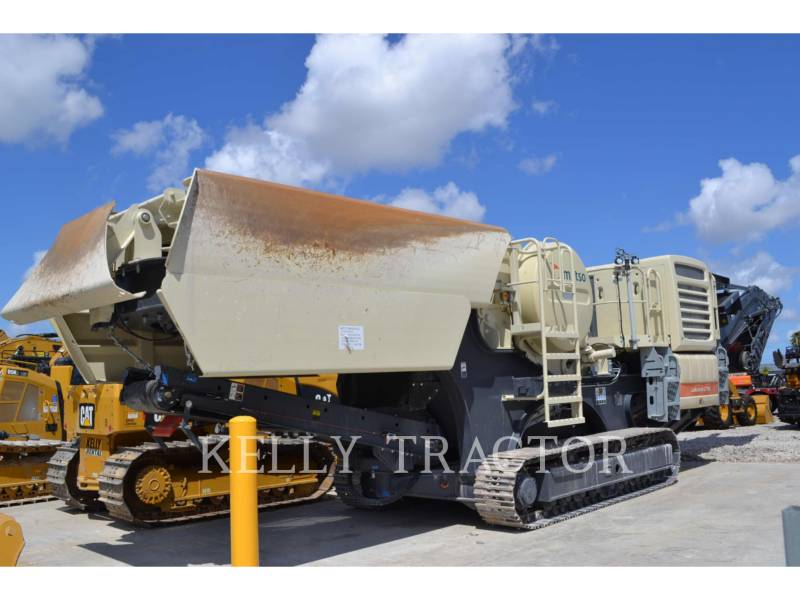 METSO HERRAMIENTA DE TRABAJO - TRITURADORA LT106 equipment  photo 3