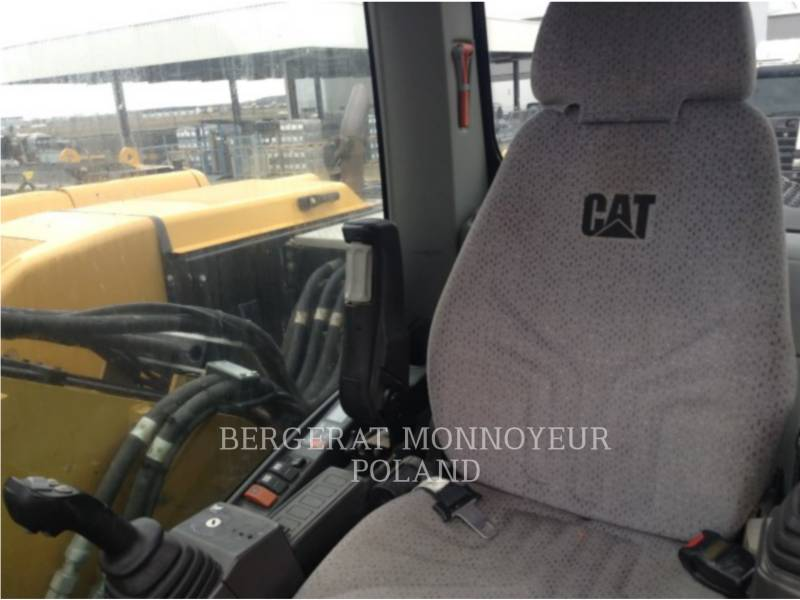 CATERPILLAR WHEEL EXCAVATORS M313D equipment  photo 7
