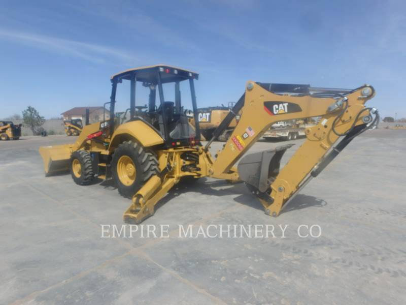 CATERPILLAR バックホーローダ 420F2 4EO equipment  photo 3
