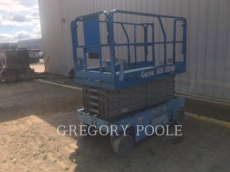 GENIE INDUSTRIES LIFT - SCISSOR GS3246 equipment  photo 1