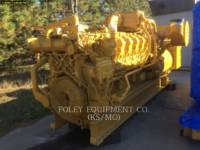 CATERPILLAR 固定式発電装置 G3516EP equipment  photo 1