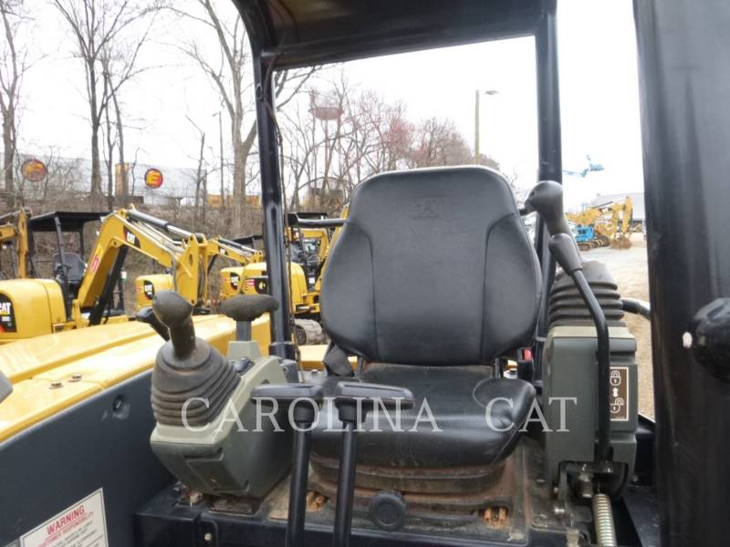 CATERPILLAR KETTEN-HYDRAULIKBAGGER 305E2 CRTH equipment  photo 6