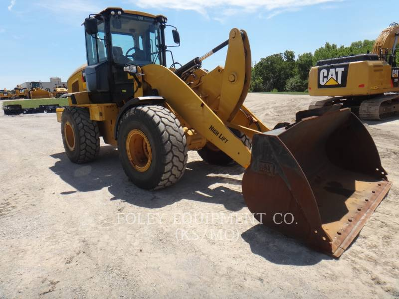 CATERPILLAR RADLADER/INDUSTRIE-RADLADER 924K equipment  photo 2
