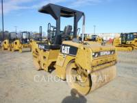 CATERPILLAR コンパクタ CB434D equipment  photo 3