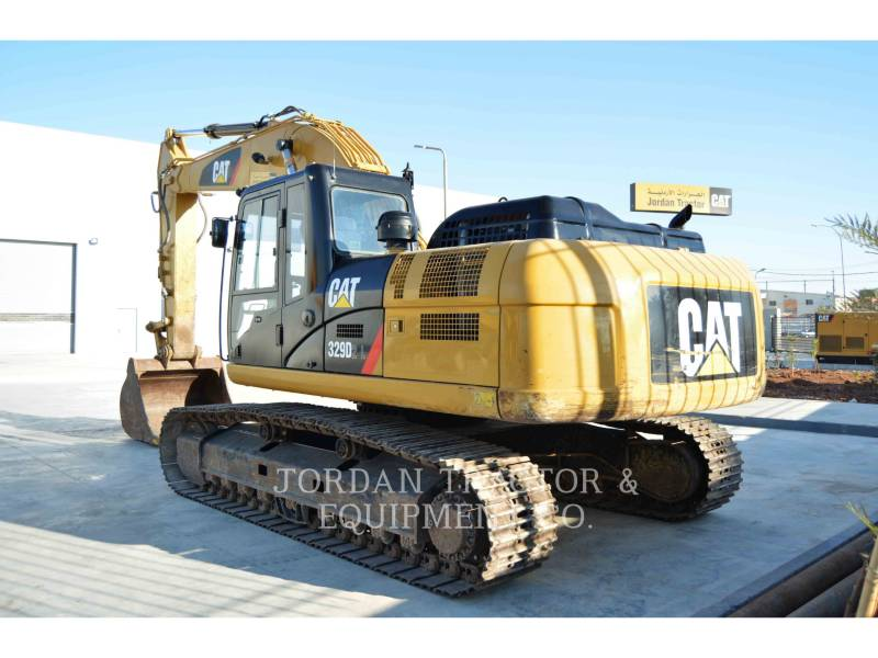 CATERPILLAR MINING SHOVEL / EXCAVATOR 329D2L equipment  photo 4