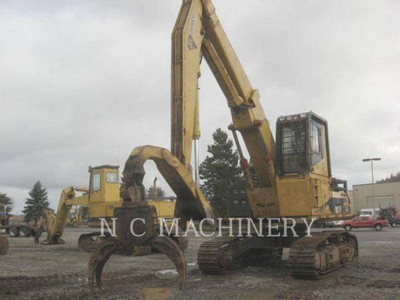 CATERPILLAR MASZYNA LEŚNA 330B LL equipment  photo 1