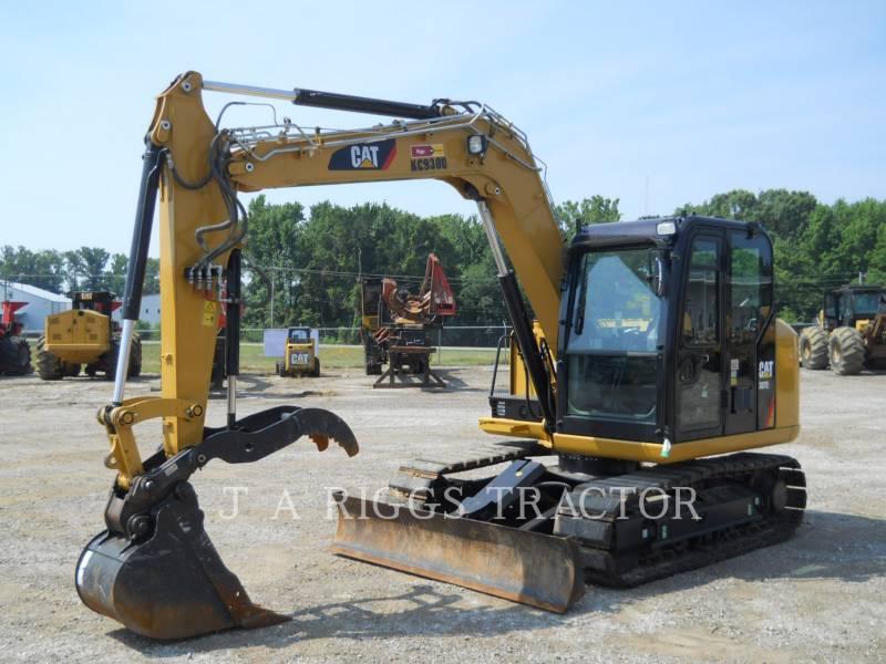 CATERPILLAR KETTEN-HYDRAULIKBAGGER 307E equipment  photo 1