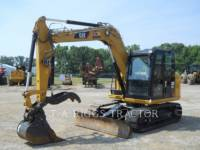 Equipment photo CATERPILLAR 307E TRACK EXCAVATORS 1