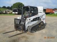 Equipment photo BOBCAT T550 CARREGADEIRA DE ESTEIRAS 1