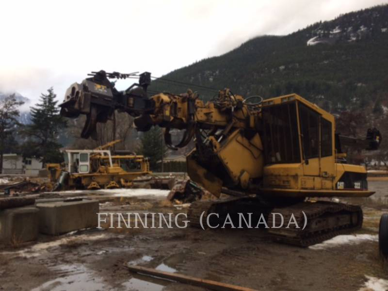 CATERPILLAR FORESTRY - DELIMBERS 322L equipment  photo 1