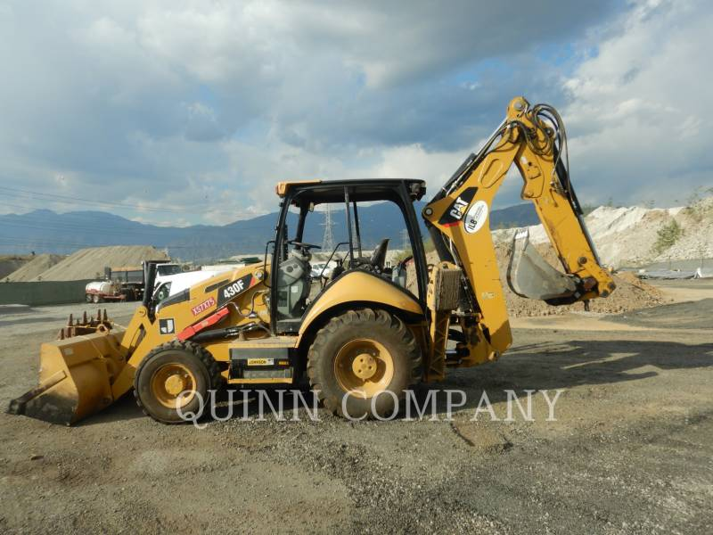 CATERPILLAR BACKHOE LOADERS 430F equipment  photo 5