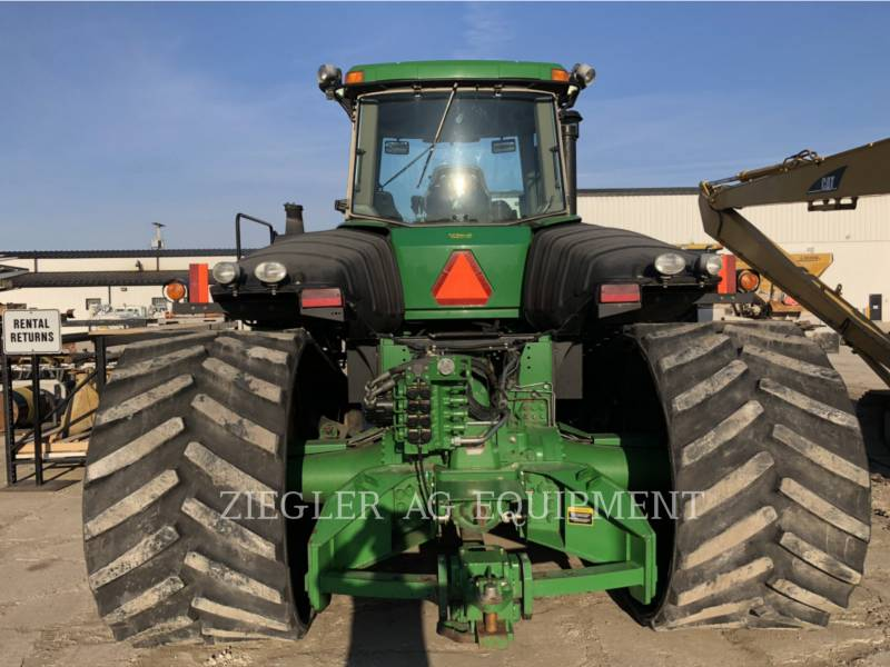 DEERE & CO. TRACTORES AGRÍCOLAS 9520T equipment  photo 8