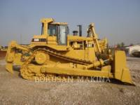 Equipment photo CATERPILLAR D 9 T TRACTEURS SUR PNEUS 1
