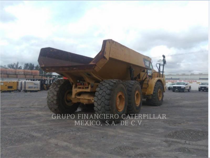 CATERPILLAR CAMINHÕES ARTICULADOS 740B equipment  photo 11