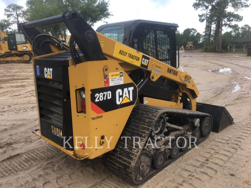 CATERPILLAR PALE CINGOLATE MULTI TERRAIN 287D equipment  photo 7