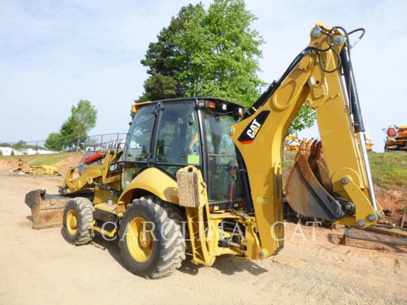 CATERPILLAR BACKHOE LOADERS 420FIT CBE equipment  photo 2