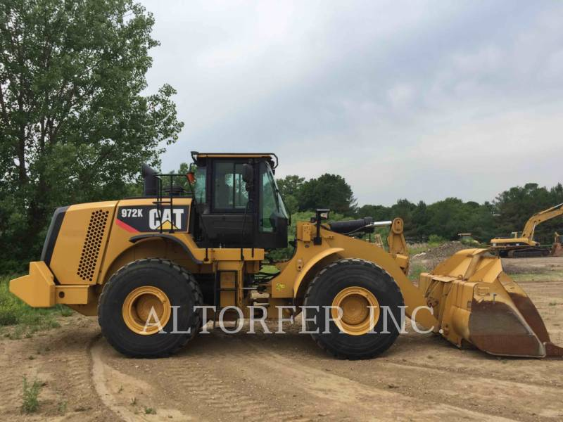 CATERPILLAR CARGADORES DE RUEDAS 972K equipment  photo 7
