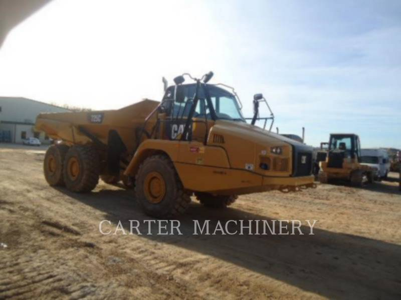 CATERPILLAR CAMIONES ARTICULADOS 725C equipment  photo 4
