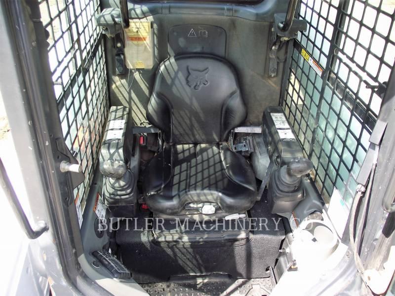BOBCAT SKID STEER LOADERS T870 equipment  photo 5
