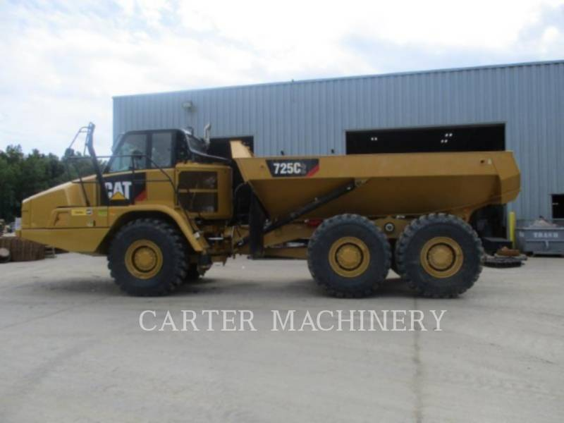 CATERPILLAR CAMIONES ARTICULADOS 725C2 equipment  photo 2