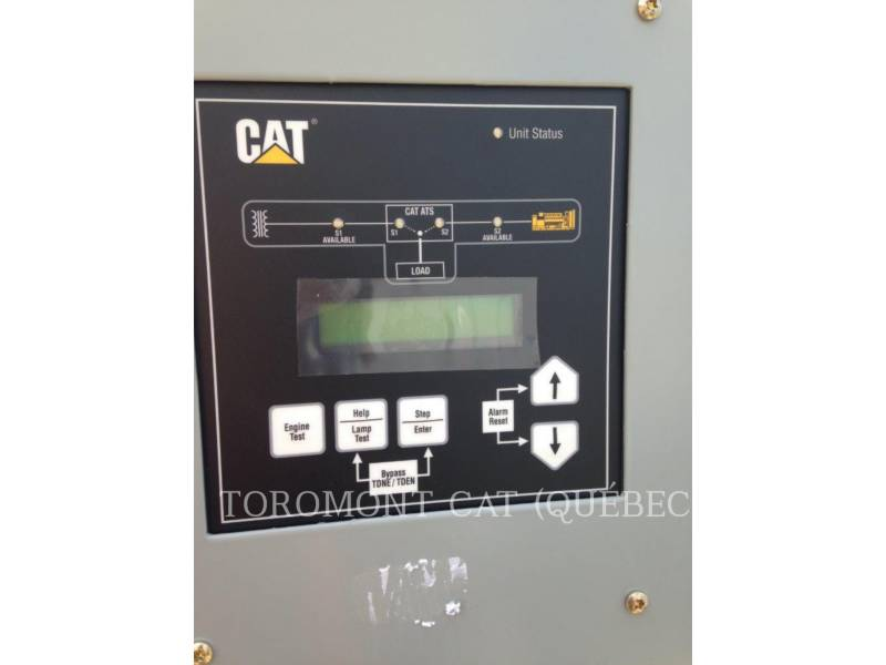 CATERPILLAR COMPONENTES DE SISTEMAS TRANSFER SW CAT ATC 600A 480V equipment  photo 2