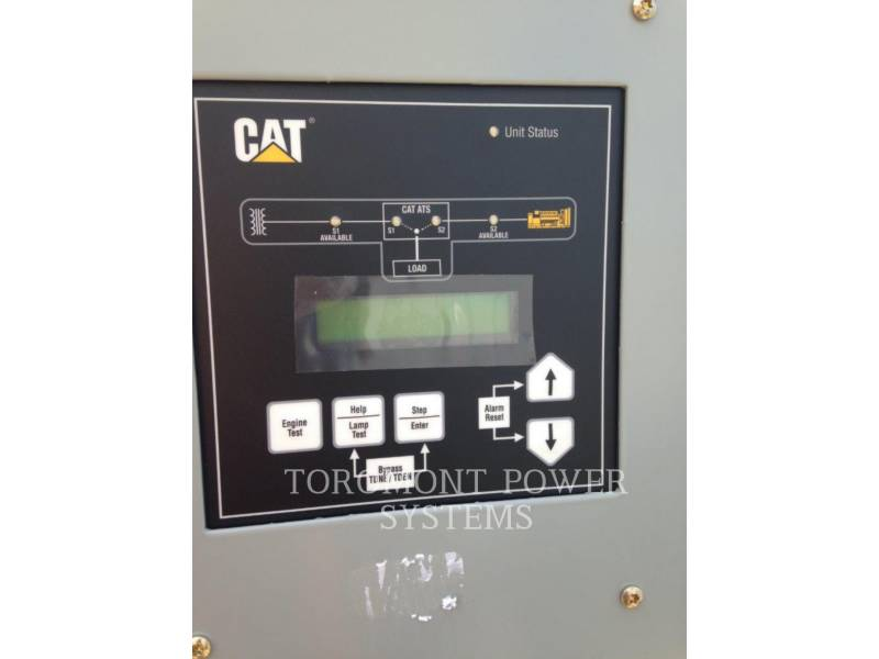 CATERPILLAR SYSTEMS COMPONENTS TRANSFER SW CAT ATC 600A 600V equipment  photo 2