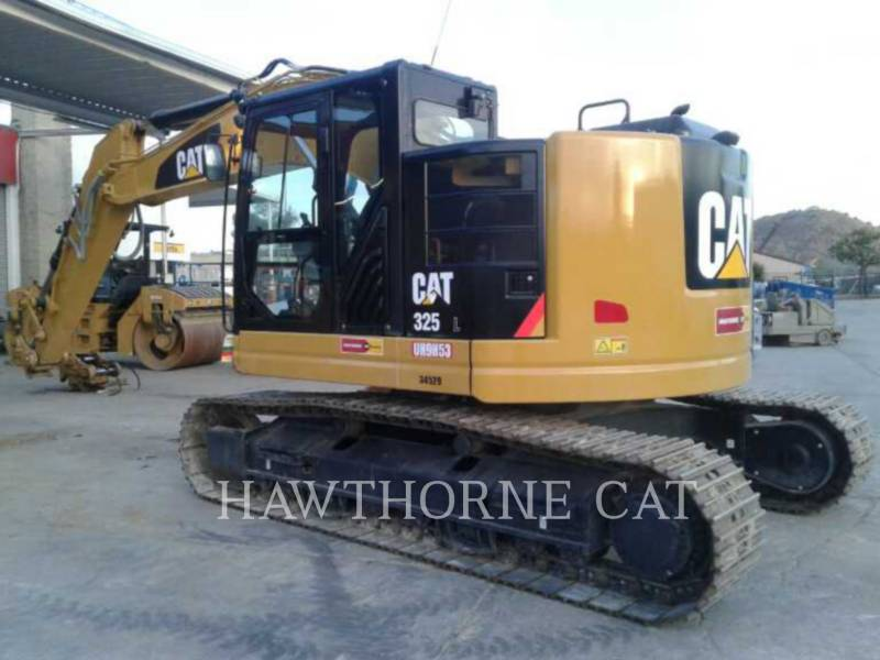 CATERPILLAR TRACK EXCAVATORS 325F CR equipment  photo 1