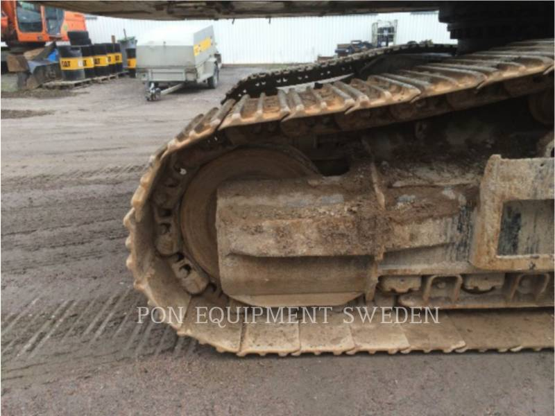 CATERPILLAR EXCAVADORAS DE CADENAS 330DL HDHW equipment  photo 4