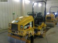 CATERPILLAR COMPATTATORE PER ASFALTO A DOPPIO TAMBURO VIBRANTE CB24B equipment  photo 1