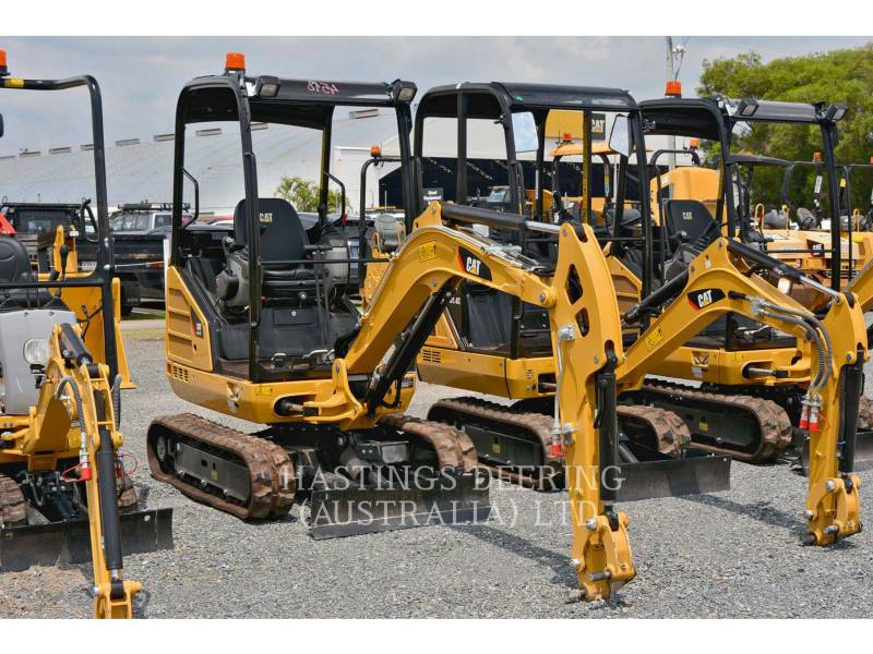 CATERPILLAR ESCAVATORI CINGOLATI 301.7D equipment  photo 3