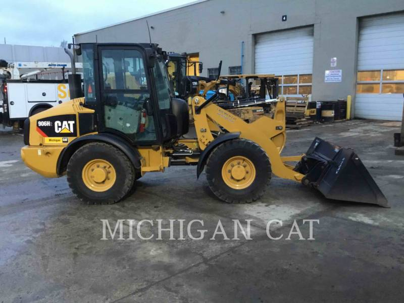 CATERPILLAR WHEEL LOADERS/INTEGRATED TOOLCARRIERS 906H2 AR equipment  photo 9