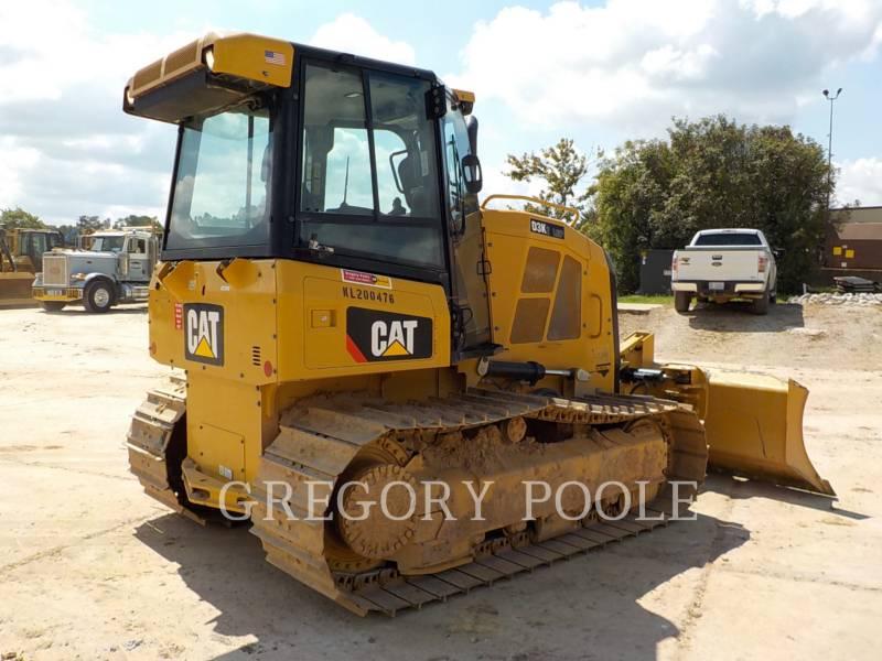 Caterpillar TRACTOARE CU ŞENILE D3K2 LGP equipment  photo 11