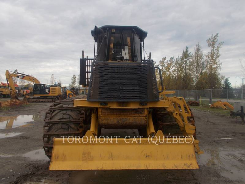 CATERPILLAR FORESTRY - FORWARDER 584HD equipment  photo 5
