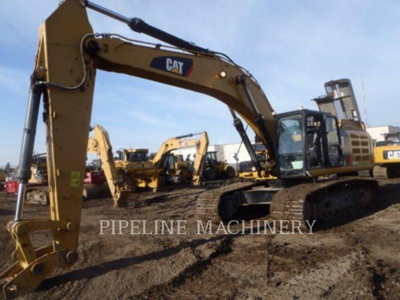 CATERPILLAR ESCAVADEIRAS 349EL equipment  photo 1