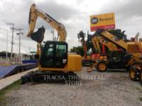 Equipment photo CATERPILLAR 307E 履带式挖掘机 1