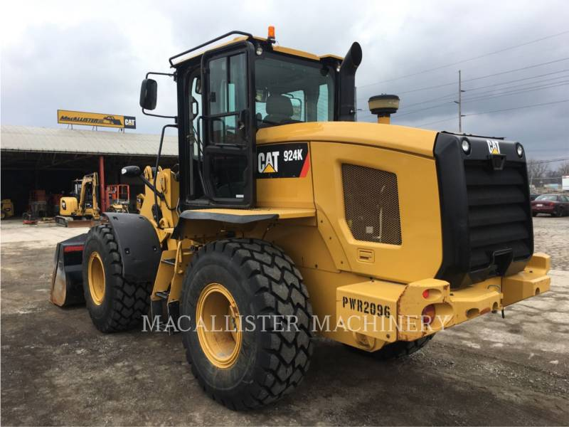 CATERPILLAR CARGADORES DE RUEDAS 924 K equipment  photo 4