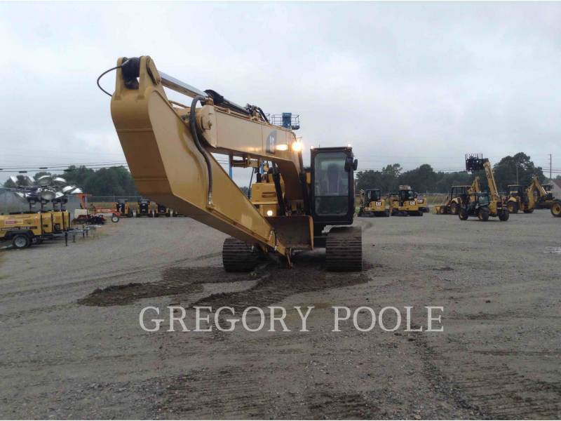 CATERPILLAR PELLES SUR CHAINES 323F L equipment  photo 1