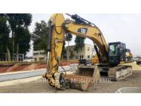 CATERPILLAR PELLES SUR CHAINES 336DLN equipment  photo 1
