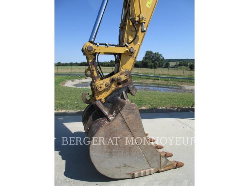 CATERPILLAR KETTEN-HYDRAULIKBAGGER 321DLCR equipment  photo 20