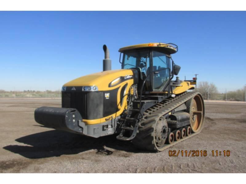 AGCO-CHALLENGER 農業用トラクタ MT855C equipment  photo 4