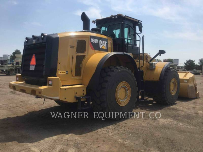 CATERPILLAR PALE GOMMATE/PALE GOMMATE MULTIUSO 980M AG equipment  photo 3