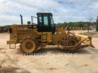 CATERPILLAR TRACTORES TOPADORES DE RUEDAS 815F II equipment  photo 4