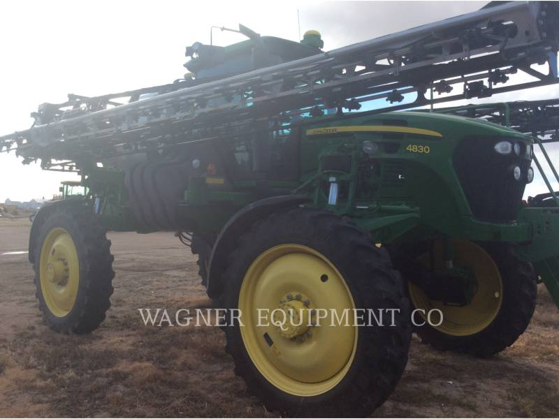 DEERE & CO. SPRAYER 4830 equipment  photo 5