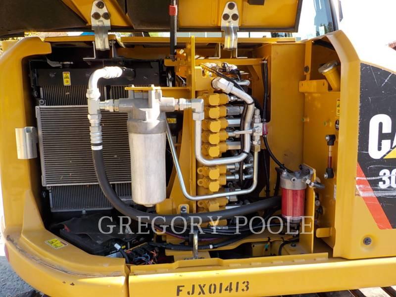 CATERPILLAR EXCAVADORAS DE CADENAS 308E2CRSB equipment  photo 16