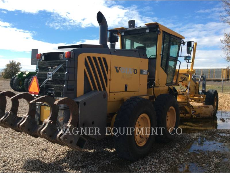 VOLVO CONSTRUCTION EQUIPMENT MOTOR GRADERS G960 equipment  photo 3