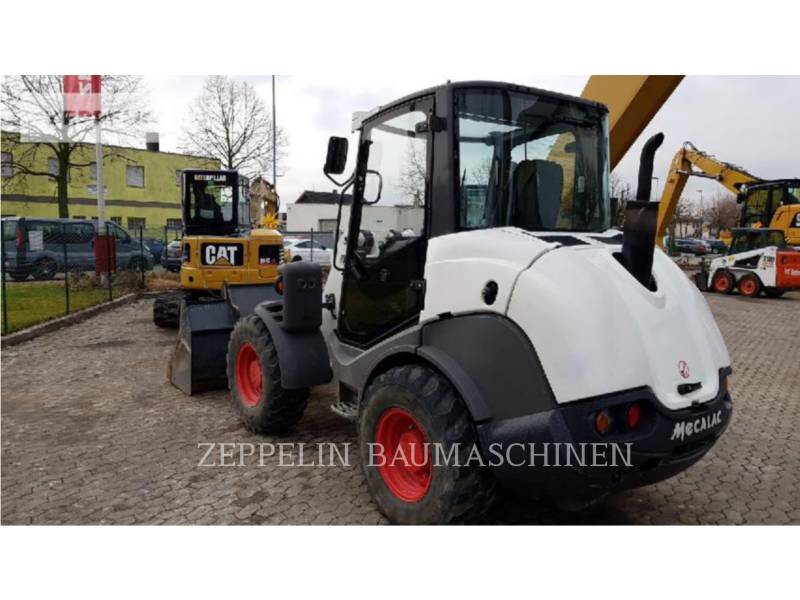 AHLMANN WHEEL LOADERS/INTEGRATED TOOLCARRIERS AX850 equipment  photo 3